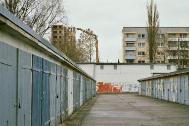"Sven Jankowski ""Leica Minilux - Abriss"""